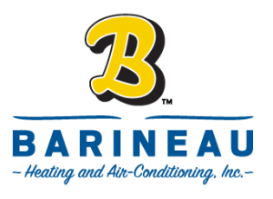Barineau Heating and Air Conditioning Logo