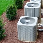 Outside Air Conditioning Units